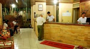 Hotel Serra da capivara