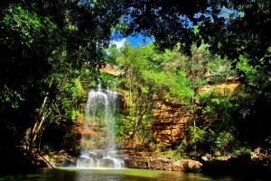 cachoeira salto liso